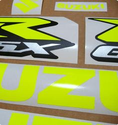 Neon klistermærker